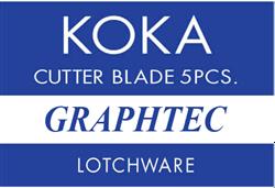 KOKA Graphtec 45° blade - CB09U