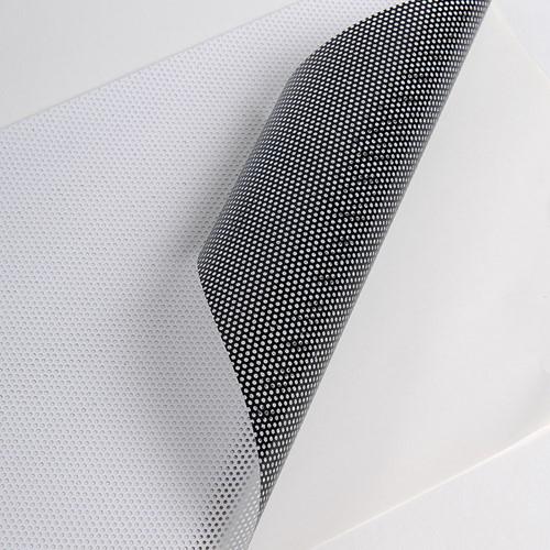 Hexis MICRO2 Polymeer microgeperforeerde printmedia 30m x 1520mm