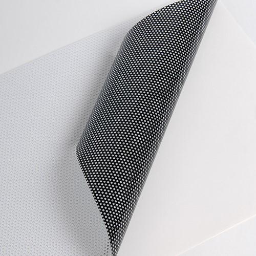 Hexis MICRO6 Monomeer microgeperforeerde printmedia 50m x 1370mm
