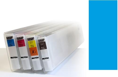 Mutoh EcoSolv Ultra Cyan 440Ml