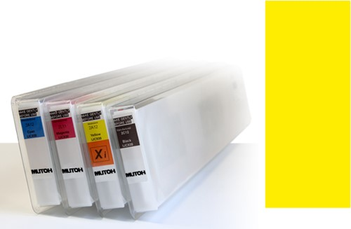 Mutoh EcoSolv Ultra Yellow 440Ml