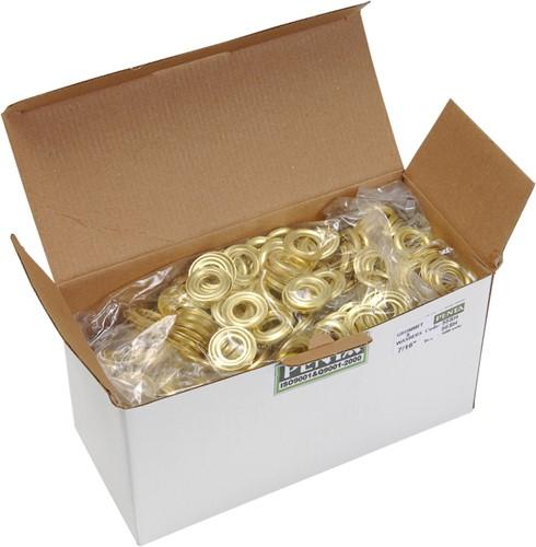 Eyelet ring koper 12 per 500 st