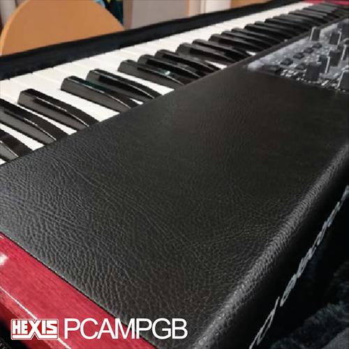 Hexis PCAMPGB Gegoten laminaat met leerstructuur 30m x 1520mm