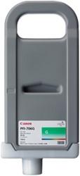 Canon 700 ml inkt cassette Green PFI-706G