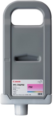 Canon 700 ml inkt cassette Photo Magenta PFI-706PM
