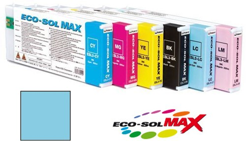 Roland Ecosol MAX 440ml Light Cyan