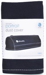 Dust cover for SILHOUETTE-PORTRAIT, Navy