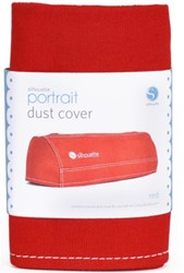 Silhouette Dust cover voor PORTRAIT - Red