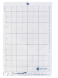 Silhouette Light Hold Cutting Mat voor Cameo 22,86cm x 30,48cm 1 St.