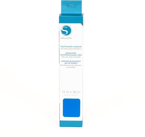 Silhouette Flex Heat transfer 30,5cm x 0,9m Blue