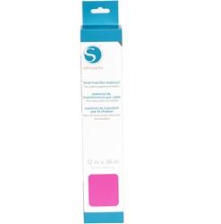 Silhouette Flex Heat transfer 30,5cm x 0,9m Dark Pink
