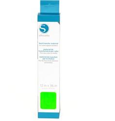 Silhouette Flex Heat transfer 30,5cm x 0,9m Neon Green