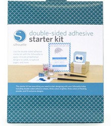 Silhouette Starter Kit Double-Sided Adhesive
