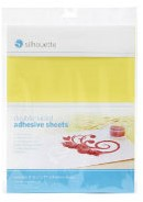 Silhouette Double Sided Adhesive Sheet, 8-pack
