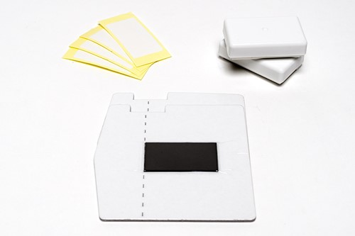 Silhouette Mint Stamp Sheet (15mm x 30mm)