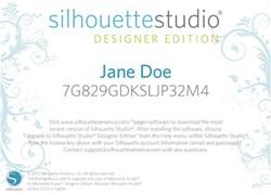 Silhouette Studio®Designer Edition-digitaal