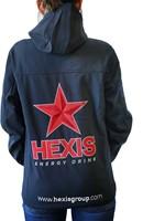 Softshell jas Hexis