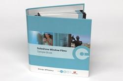 Hanita Solar Zone windowfilm sample book Portfolio