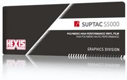 Kleurenwaaier Hexis Suptac S5000 serie Swatchbook