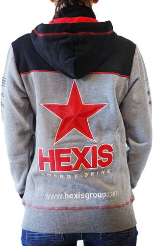 Hooded Sweater Hexis