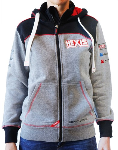 HEXIS Hooded sweater S