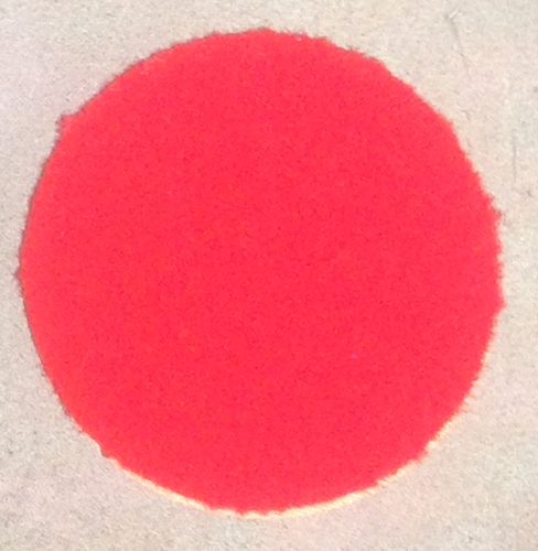Stahls CCF181 Cad-Cut Flock Fluor Orange