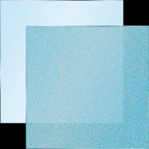 Floor Cover Tile  clear 50 x 50 cm