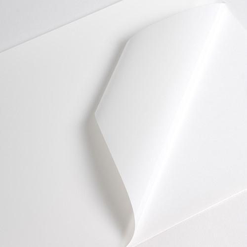 Hexis V201TR Translucent polymeer printmedia 45m x 1370mm