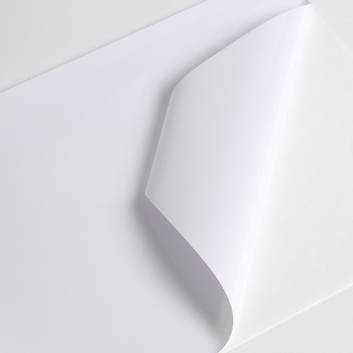 Hexis V201WG1 Polymeer printmedia 45m x 1370mm