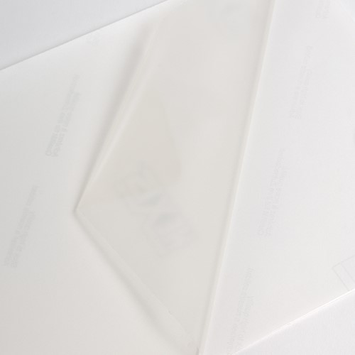 Hexis VCR750M Polymeer laminaat voor UV prints 50m x 1600mm