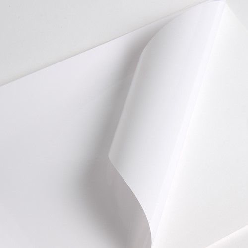 Hexis VCSR301WG1 Monomeer printmedia met versterkte lijmlaag 45m x 1600mm