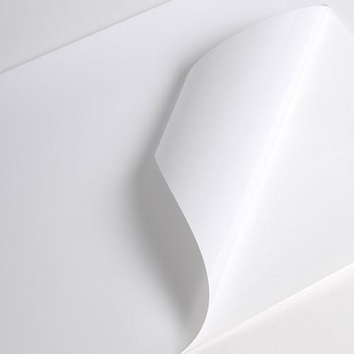 Hexis VCSR301WM1 Monomeer printmedia met versterkte lijmlaag 45m x 1370mm