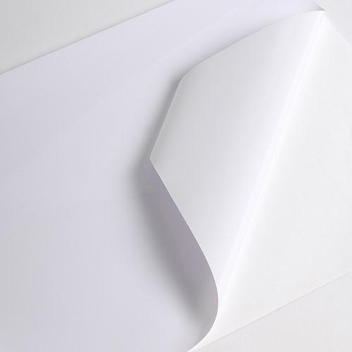 Hexis VCXR201WG1 Polymeer printmedia, versterkte lijmlaag 10m x 1370mm