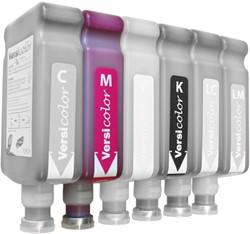 Versicolor fles 500ml. - Magenta