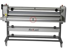 Weerhaken voor een Biederman laminator