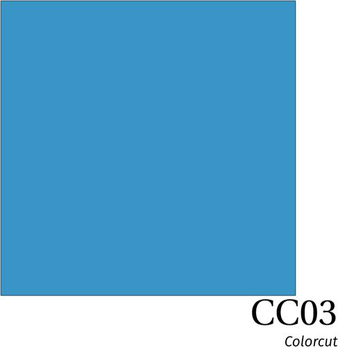 ColorCut CC03 Sky Blue