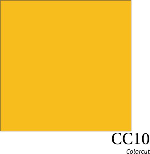 ColorCut CC10 Orange yellow