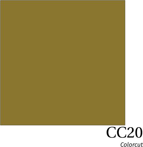 ColorCut CC20 Gold