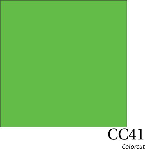 ColorCut CC41 Fluo Green