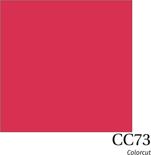 ColorCut CC73 Volcano Red