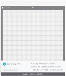 Silhouette Cutting Mat voor CAMEO  30cm x 30cm 1 St. - strong hold