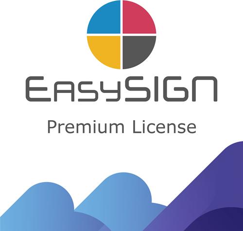 EasySIGN Abonnement  PREMIUM (1 jaar)