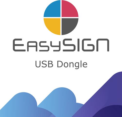 EasySIGN Media USB Dongle EasySIGN Wibu (klein)