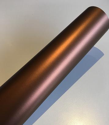 Hexis Skintac HX20661S Canyon Bronze Metal satin 1520mm