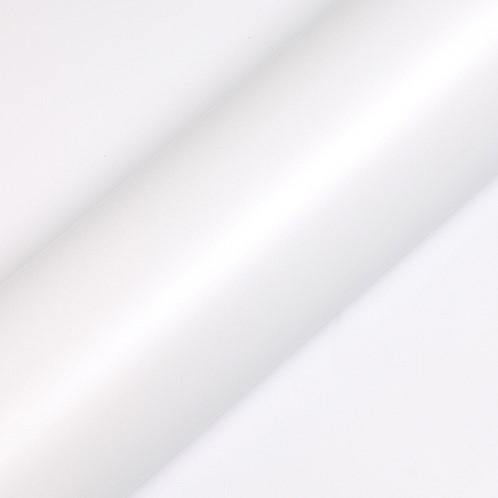 Hexis Suptac HXS5001M Polar White matt, met HEX'PRESS schutvel 1230mm Afname per 5lm