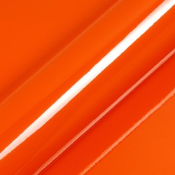 Hexis Suptac HXS5165B Mandarine Gloss, met HEX'PRESS schutvel 1230mm Afname per rol, 30lm