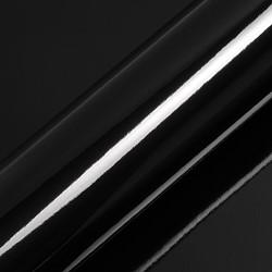 Hexis Suptac HXS5889B Coal Black Gloss, met HEX'PRESS schutvel 1230mm Afname per 5lm