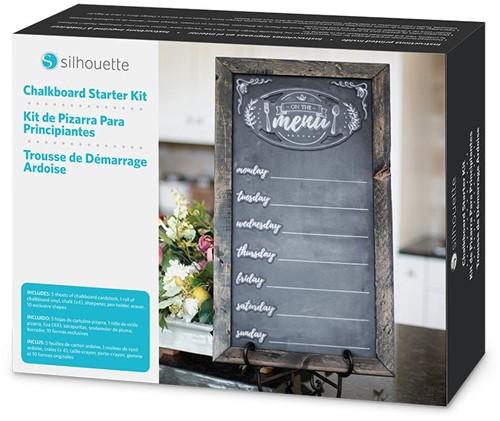 Silhouette Starter Kit Chalkboard