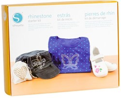 Silhouette Starter Kit Rhinestone