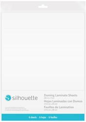 Silhouette Doming Laminate Sheets